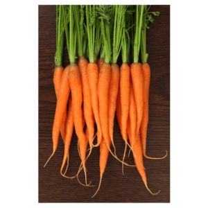 carrots (tinified)